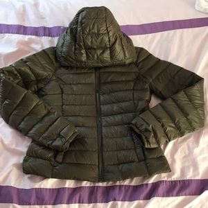 Italian Limited Edition Zara Down Jacket